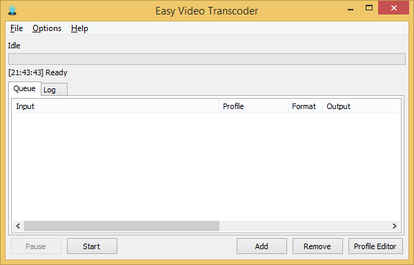 Easy Video Transcoder